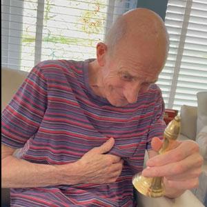 Ashwood Care & Nursing Home joins Captain Tom 100 charity challenge