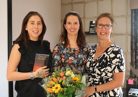 Hannah Mills, Cassandra Farren & Laura Mills