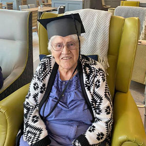 Neale Court Care Home residents go back to school