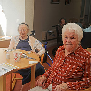 The Grove Care Home residents go back to school