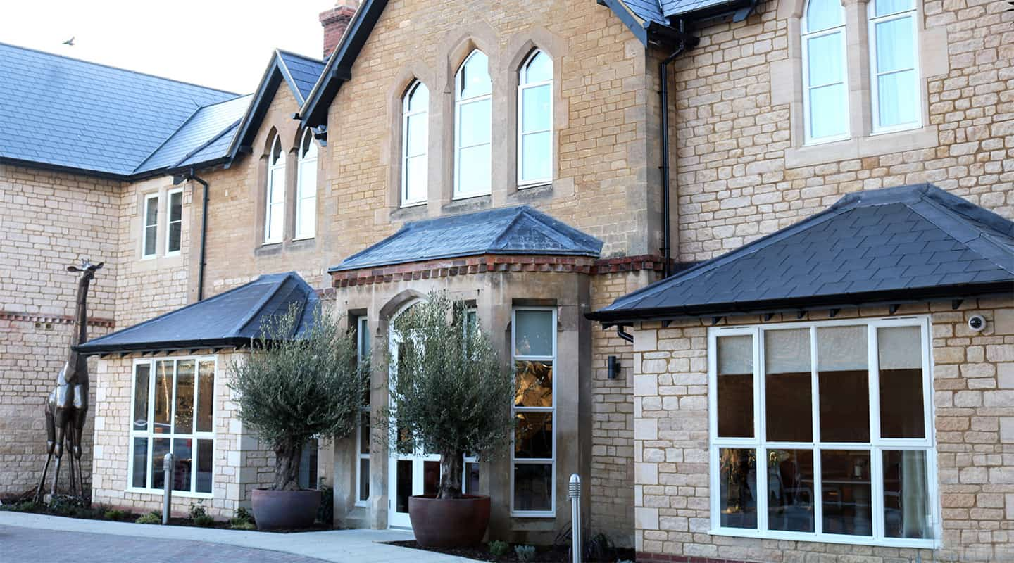Our Award-Winning Care Homes