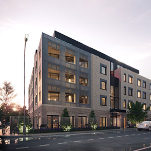 Country Court's ground-breaking nursing home in Camberwell takes shape